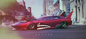 Daytona Doorslammer
