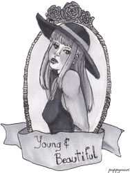 Young And Beautiful by PoppyMori