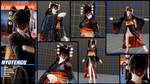MOD dead or alive6 NYOTENGU's Geisha by DDSV