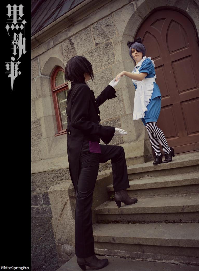 Let Me Take You To Wonderland by WhiteSpringPro