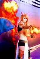 Firebender by WhiteSpringPro