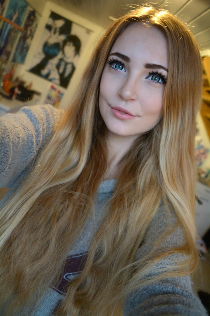 Selfie #9 by WhiteSpringPro