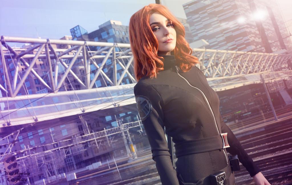 Black Widow Cosplay by WhiteSpringPro