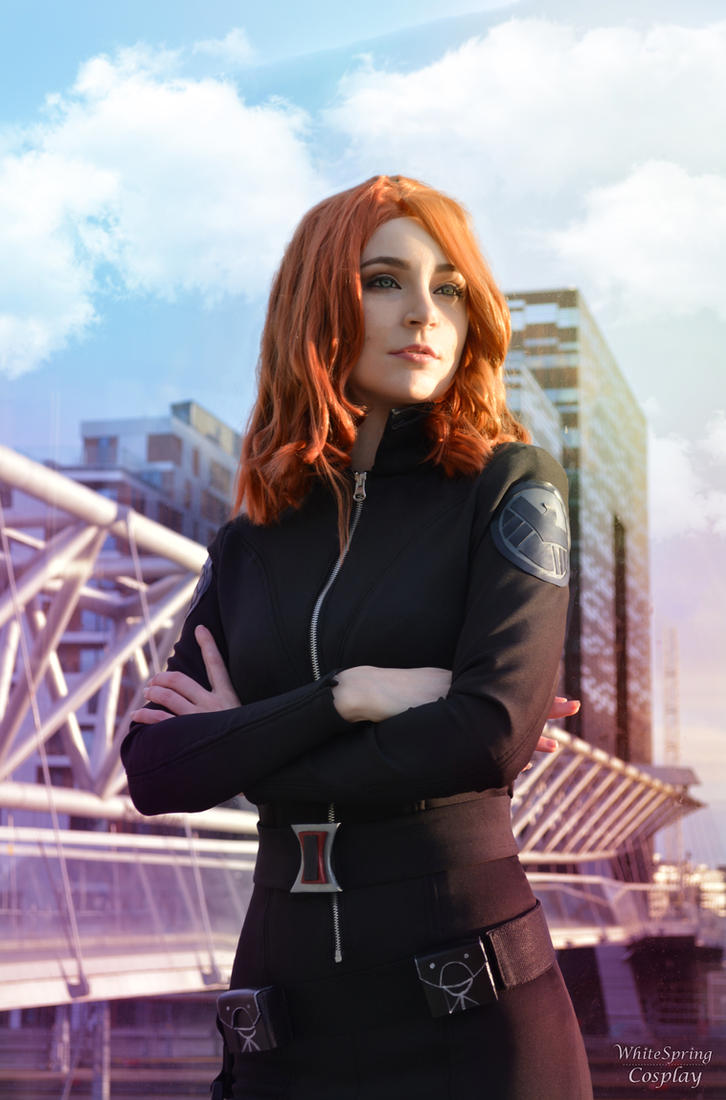 Marvel Black Widow Cosplay by WhiteSpringPro