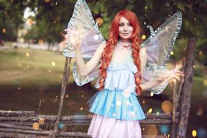 Bloom Enchantix Cosplay