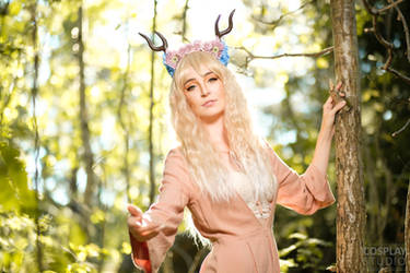 Fawn Makeup Cosplay by WhiteSpringPro