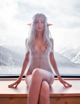 Silver High Elf