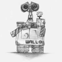 Wall.E by LittleMissJo