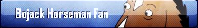Bojack Horseman Fan Button