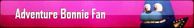 Adventure Bonnie Fan Button by AmetrineDragon
