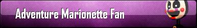 Adventure Marionette Fan Button