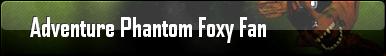Phantom Foxy Fan Button