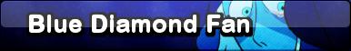 Blue Diamond Fan Button by AmetrineDragon