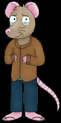 New Rat Oc (Unnamed)