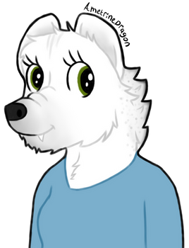 .:Snowball the Hyena:.