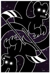 FNaF: ToC Cards - Shadow Freddy and Shadow Bonnie