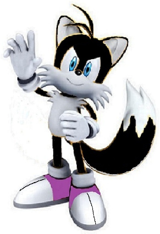 Darth the Fox Sonic Version by RollerCoasterViper59