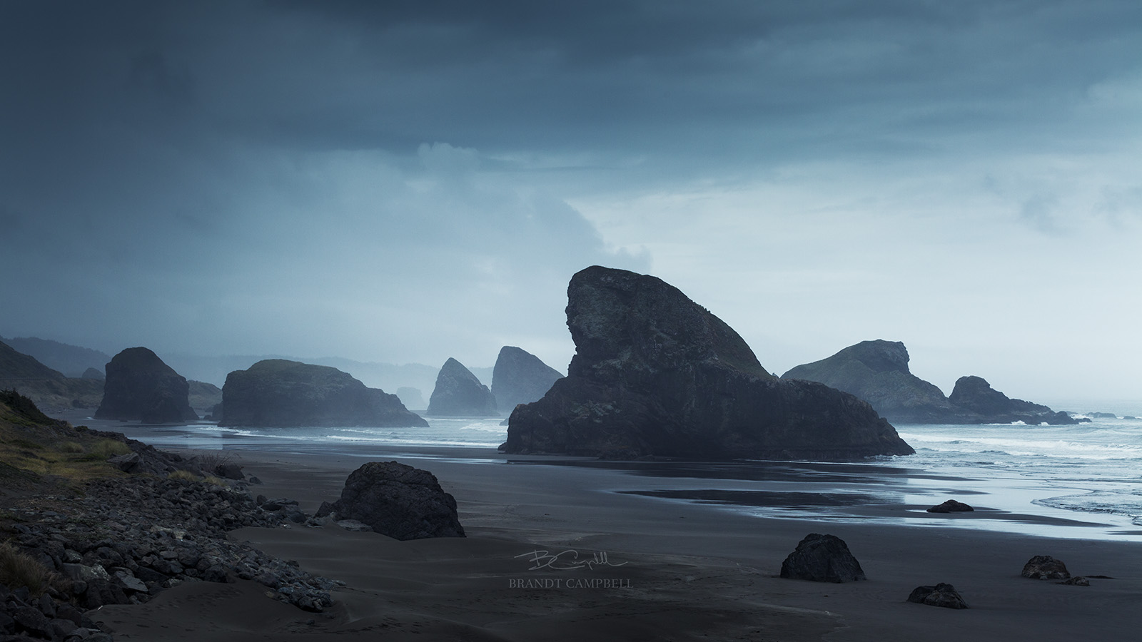 Cerulean Dreamscape by brandtcampbell