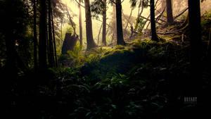 Lambent Mists by brandtcampbell
