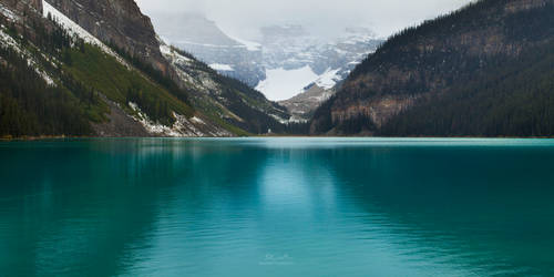Lake Louise by brandtcampbell
