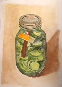 Home-made Pickels