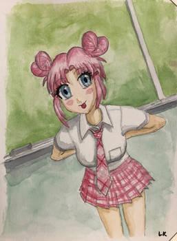 Aiko in School