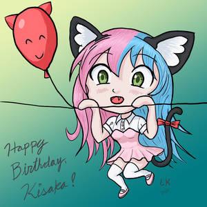 Kisaka Toriama - Happy Birthday