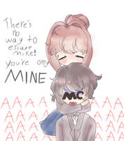 mine~ | AT by qqqal