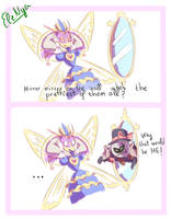 Mirror mirror on the wall by Ele-nya