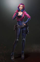 Agent one