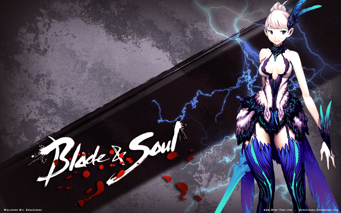Blade and Soul Anlise e Download 2018 - MMOs Brasil