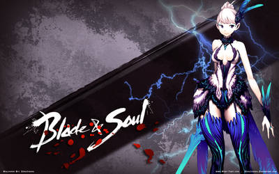 Blade and soul forcemaster weapon