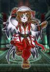 Commission: Chi-Ji Priestess