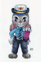 Officer Judy