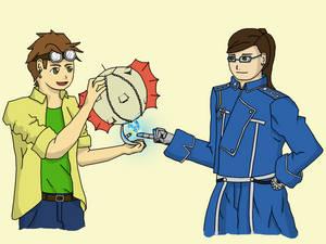 Aero and Cobalt