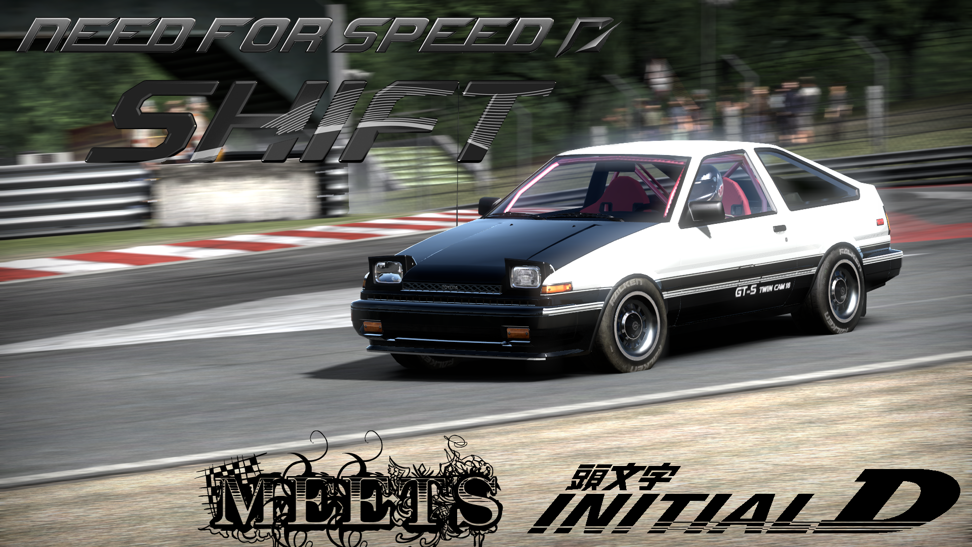 Nfs Shift  All Works Cars