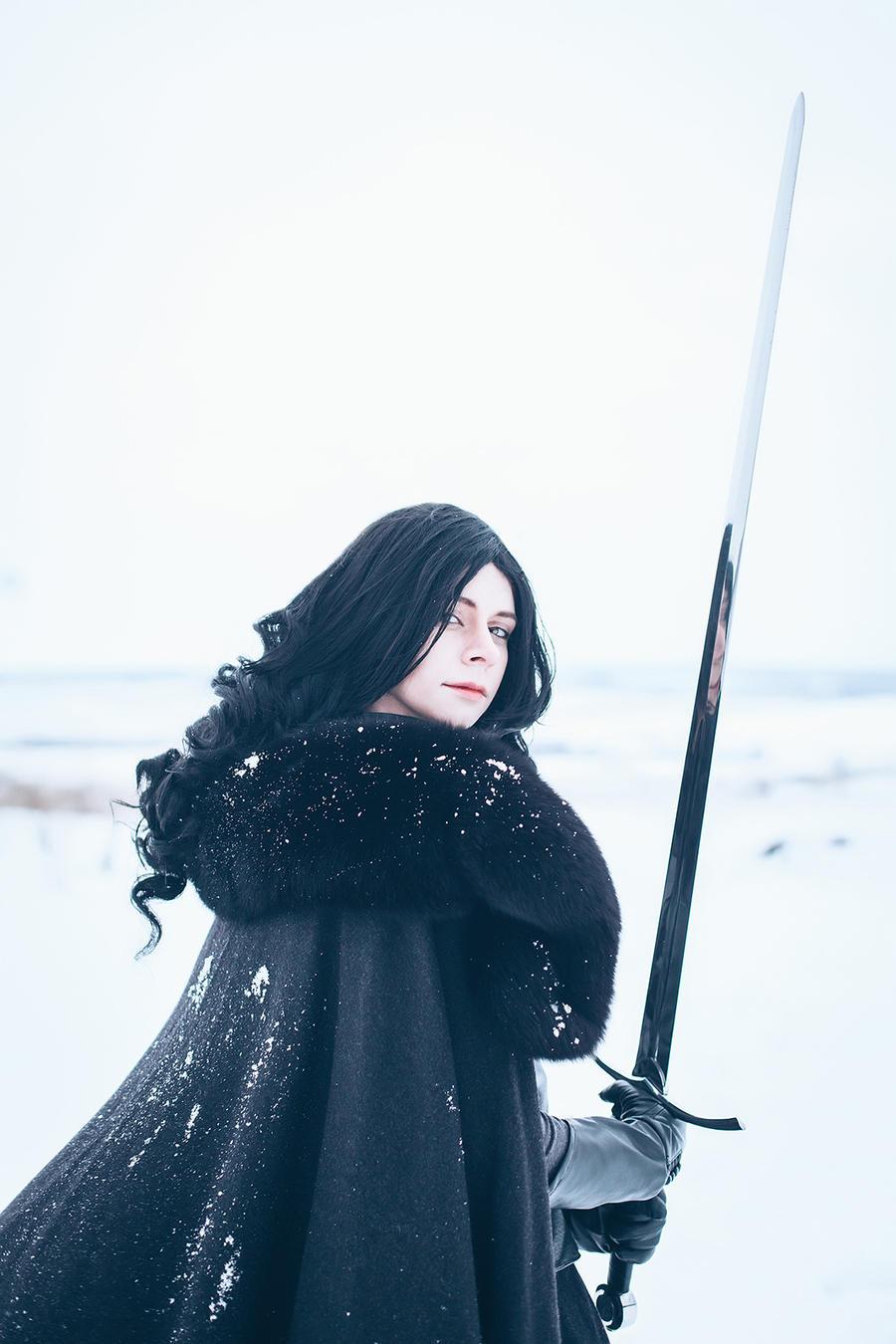 Winter is here. by Fealin-Meril
