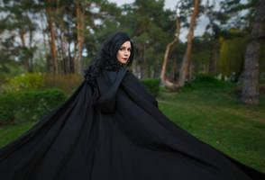 Sorceress. by Fealin-Meril