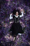 Lilac and Gooseberries. Yennefer.