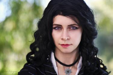 Yennefer (The Witcher Saga). by Fealin-Meril