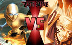 DEATH BATTLE: Aang vs Naruto