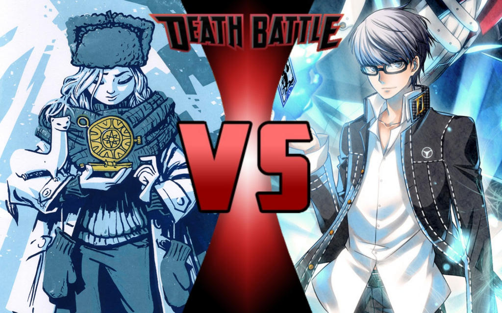 DEATH BATTLE: Lyra Belacqua vs Yu Narukami by G-Odzilla ...