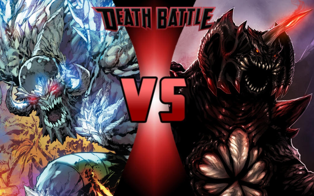 DEATH BATTLE: Doomsday vs Destroyah - 160.8KB