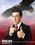 Colbert Reportrait