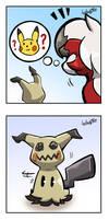 Pokemon Fancomic:A Poke Life, Ray and Lycan.Part 5