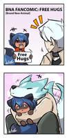 BNA Fancomic: Free Hugs.