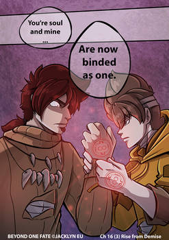 Beyond One Fate : Chapter16(3) pg 8