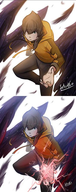 Lowell, The Fallen Angel.