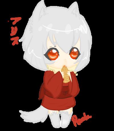 Baby Arisu by Pumita