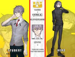 UA-Academy    Hirose Minato by nieruu